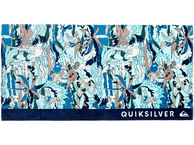 Quiksilver Freshness Towel medieval blue